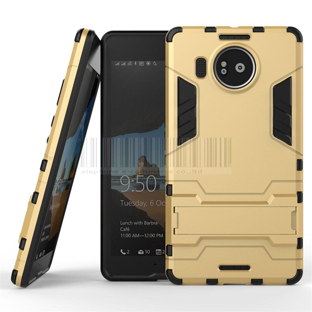 shockproof-armor-tank-stander-case-hard-cover-nokia-microsoft-lumia-950-xl